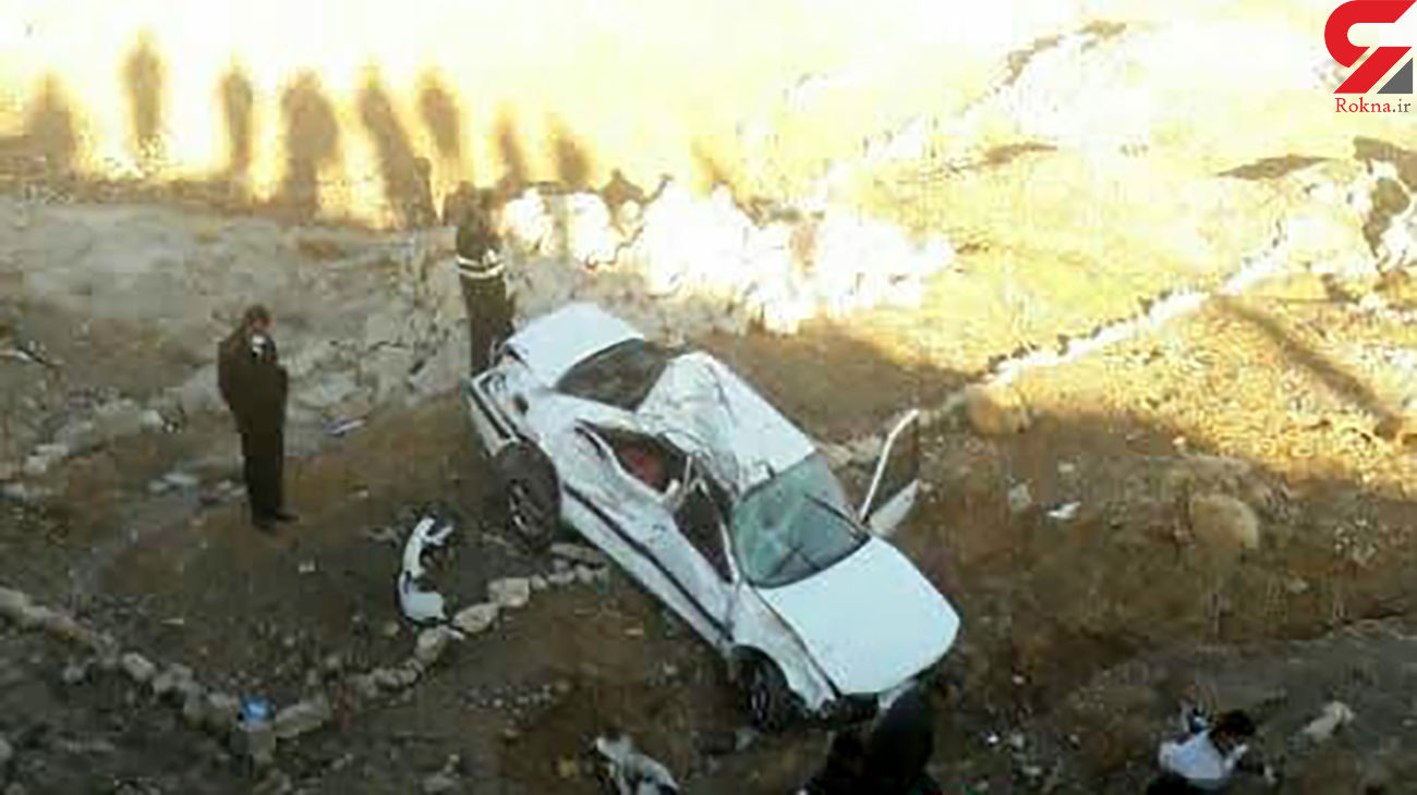 تصادف مرگبار در یاسوج / یک کشته و 2 مصدوم بر جا ماند