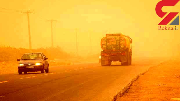 طوفان شن به جای سیل در سیستان و بلوچستان