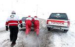 نجات 93 نفر از برف و کولاک در آذربایجان غربی