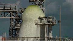 ناسا: پرتاب ۴۵۰ هزار گالن آب به فضا