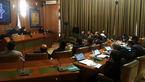 جلسه صبحگاهی شورای شهر با حضور شهردار تهران