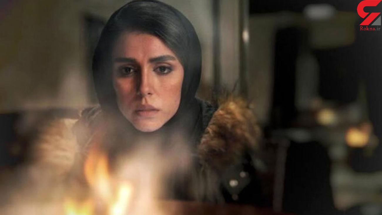 """مستانه مهاجر، همسر پژمان بازغی """"13 سالگی"""" را تدوین می کند + عکس"""