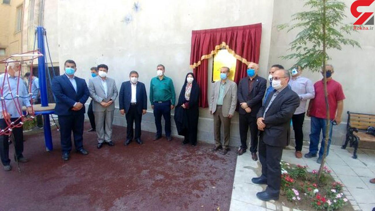 افتتاح ۲ پروژه توسعه محله ای در بافت فرسوده حاشیه میدان راه آهن