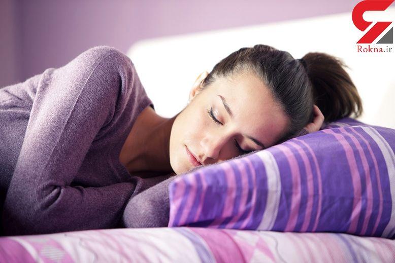 روش هایی ساده برای داشتن خوابی آرام