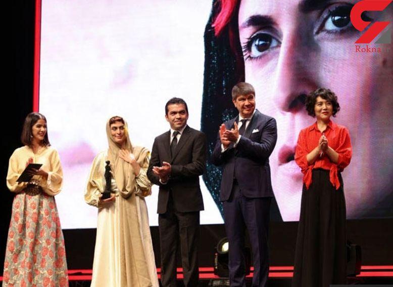 خانم بازیگر ایرانی چاقتر از همیشه در آنتالیا +عکس