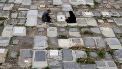 رونق و صفای شهرمردگان در انعکاس اشک های دلتنگی!