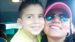 این زن به خاطر مشکلات مالی پسرش را در آغوش گرفت و از روی پل خودکشی کرد+عکس
