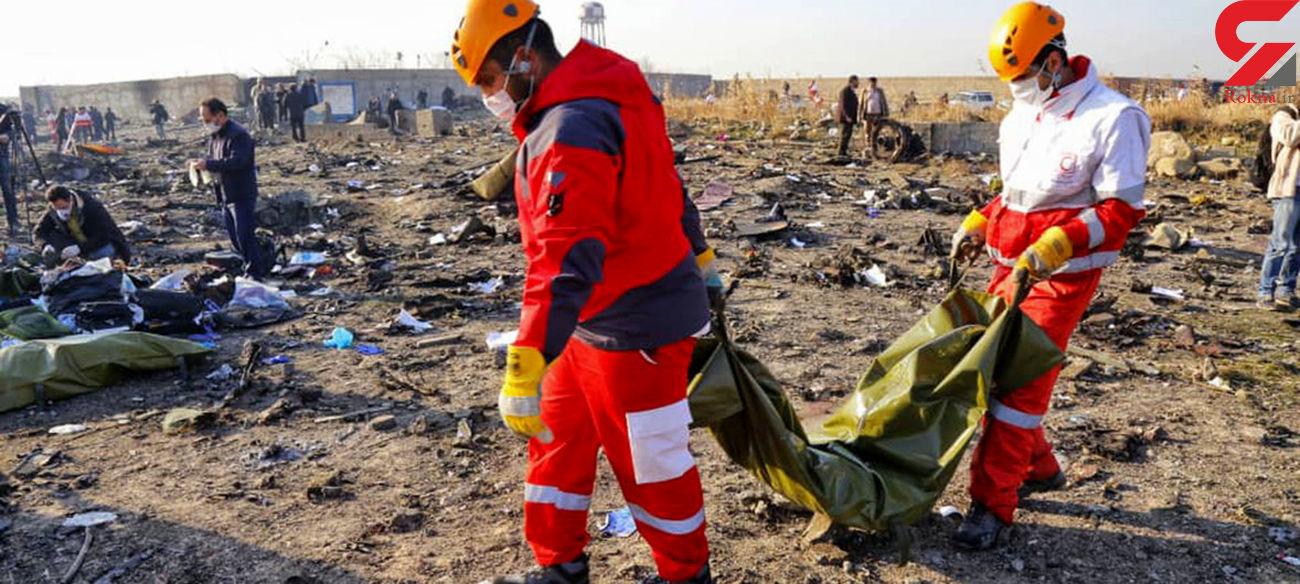 معاون رئیس جمهور: پرونده ۶۰ نفر از شهدای هواپیمای اوکراینی نهایی شد