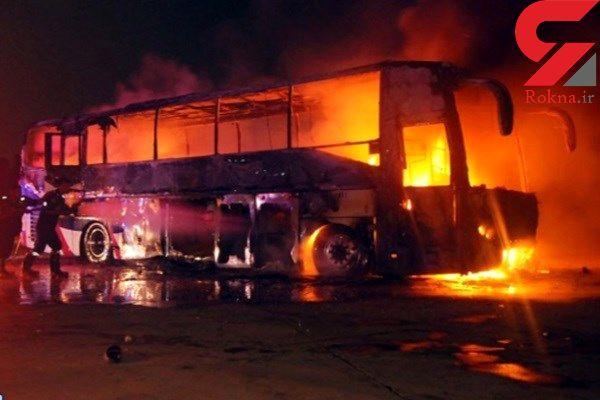 تشییع پیکر ۲ نفر از قربانیان حادثه تلخ ترمینال سنندج