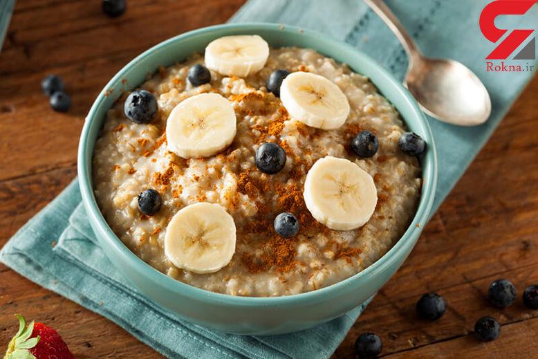 صبحانه ای کالری سوز برای لاغری!