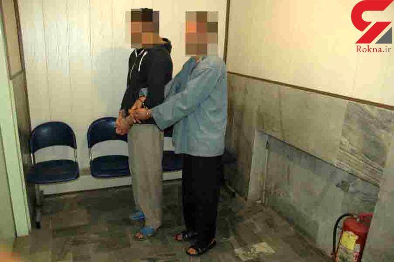 دختر 17 ساله در دام شوم مسعود و دایی اش راهی برای فرار نداشت+ عکس