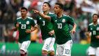 حضور جنجالی ملی پوشان تیم فوتبال مکزیک در یک پارتی قبل از سفر به روسیه !