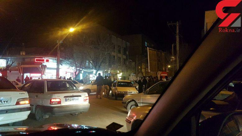 قتل جوان 21 ساله در درگیری میدان فرمانداری بوکان +عکس