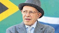 اولین عکس از سفیر آفریقای جنوبی که در ایران دستگیر شد
