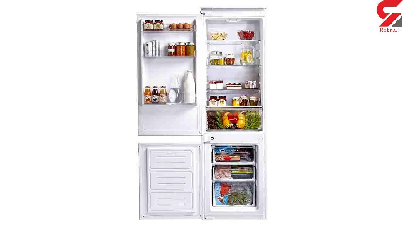 قیمت یخچال فریزر در بازار امروز سه شنبه 14 مرداد + جدول