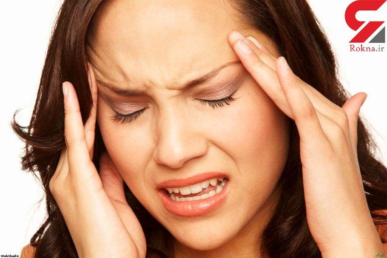 9 بیماری که در کمین میگرنی ها نشسته است