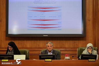 هیئت رئیسه شورای شهر تهران