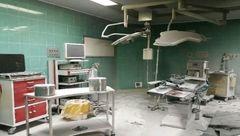 انفجار کپسول اکسیژن در اطاق عمل بیمار سمنانی را کشت !+عکس