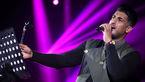 خواننده ایرانی زورو شد! / تماشاچی ها شوکه شدند+فیلم