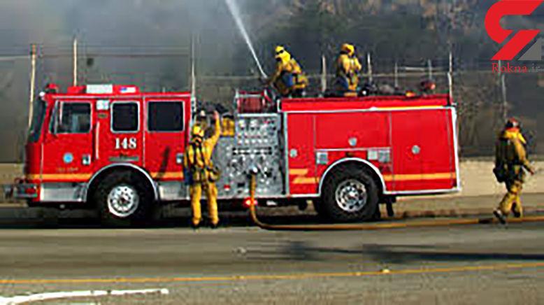 18 هزار تماس تلفنی با آتش نشانی که 60 درصدشان مزاحم بودند