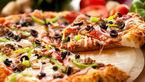 پخت پیتزا توسط یک ربات آشپز + فیلم