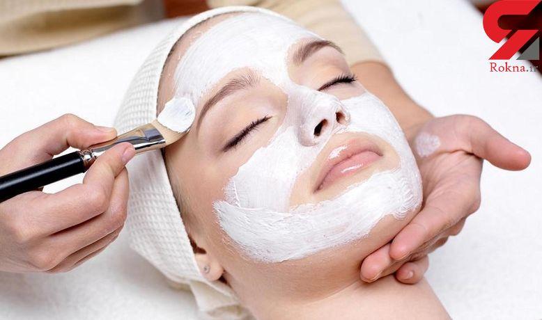 جوانسازی پوست با ماسک های طبیعی