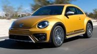 توقیف خودروی میلیاردی زرد رنگ در کرج