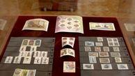 اهدای 14 آلبوم تمبر نفیس به موزه ارتباطات