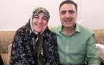 حضور تاجزاده و همسرش در یک جشن تولد + فیلم