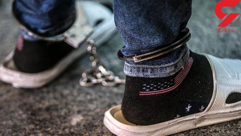 کشف محموله افیونی از قاچاقچی حرفهای در تهران