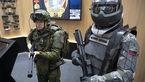 روسیه از اگزواسکلتونی مخصوص سربازان رونمایی کرد