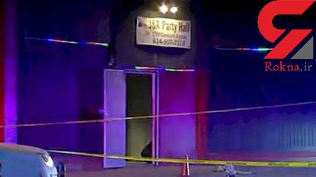 9 زخمی به خاطر تیراندازی در کلوپ شبانه اوهایو