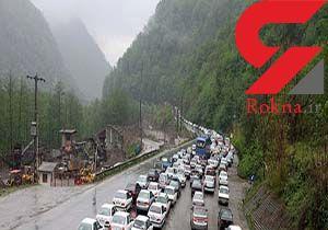 آخرین وضعیت جوی و ترافیکی جادههای کشور در ۲۳ فروردین