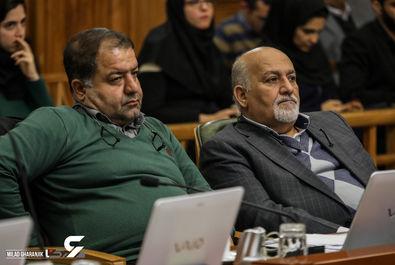 حسن خلیل آبادی / مجید فراهانی / عضو شورای شهر تهران