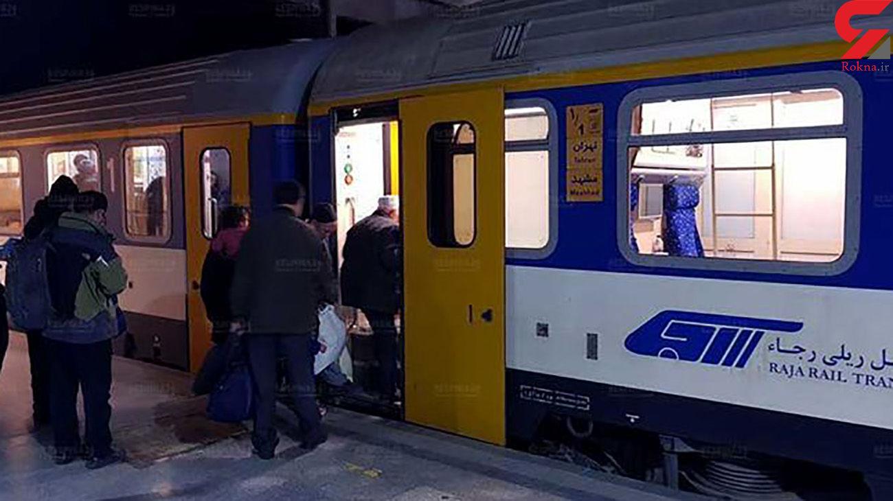 بلیت قطار گران نشده است اما 25 درصد از پول صندلی های خالی را مردم می دهند !