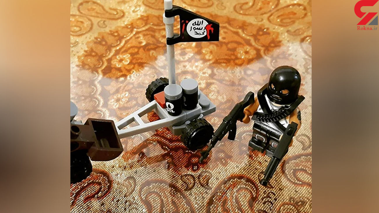 اسباببازی شمایل داعش ها در مشهد خرید و فروش می شود+ عکس