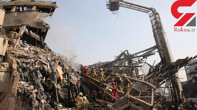 مصدومان فاجعه پلاسکو به کدام بیمارستان ها برده شدند؟ / یکی از مصدومان به شدت سوخته است