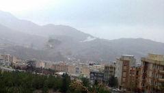 ساعتی پیش رخ داد / وحشت از انفجارهای مهیب در مناطق کرج !