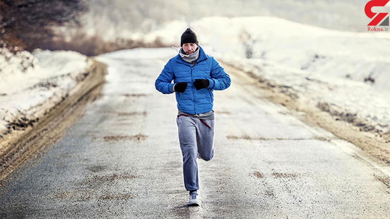 دلایل اضافه وزن در زمستان