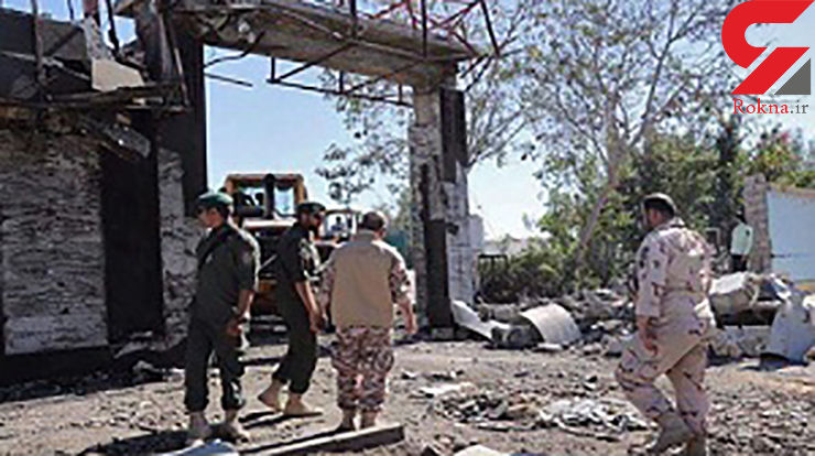 دستگیری مرتبطان حادثه تروریستی چابهار