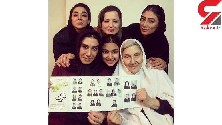 دلخوری بازیگر زن تئاتر و سینما از دست رسانهها! +عکس