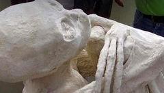 تحقیقات جنجالی درباره مومیایی های 3 انگشتی + عکس