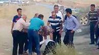 حمله راننده مست به مامور پلیس تهران + جزئیات و فیلم