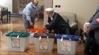 مهدی کروبی در انتخابات 1400 شرکت کرد