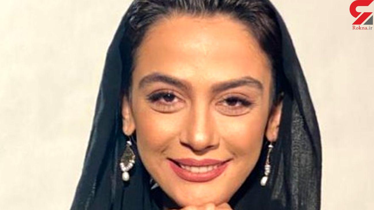 عکس یادگاری دو خانم بازیگر معروف