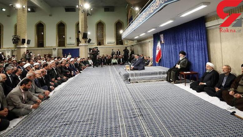 رهبر معظم انقلاب اسلامی: اقتصاد با برجام اروپایی درست نمیشود