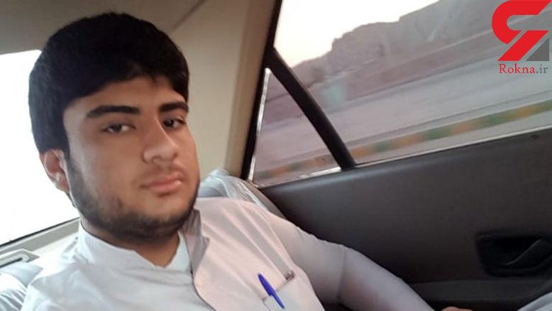 افراد ناشناس 2 جوان را در سیستان و بلوچستان به رگبار بستند+ عکس