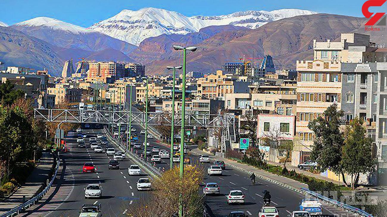 بنز هم قیمت 5 واحد مسکونی در تهران!