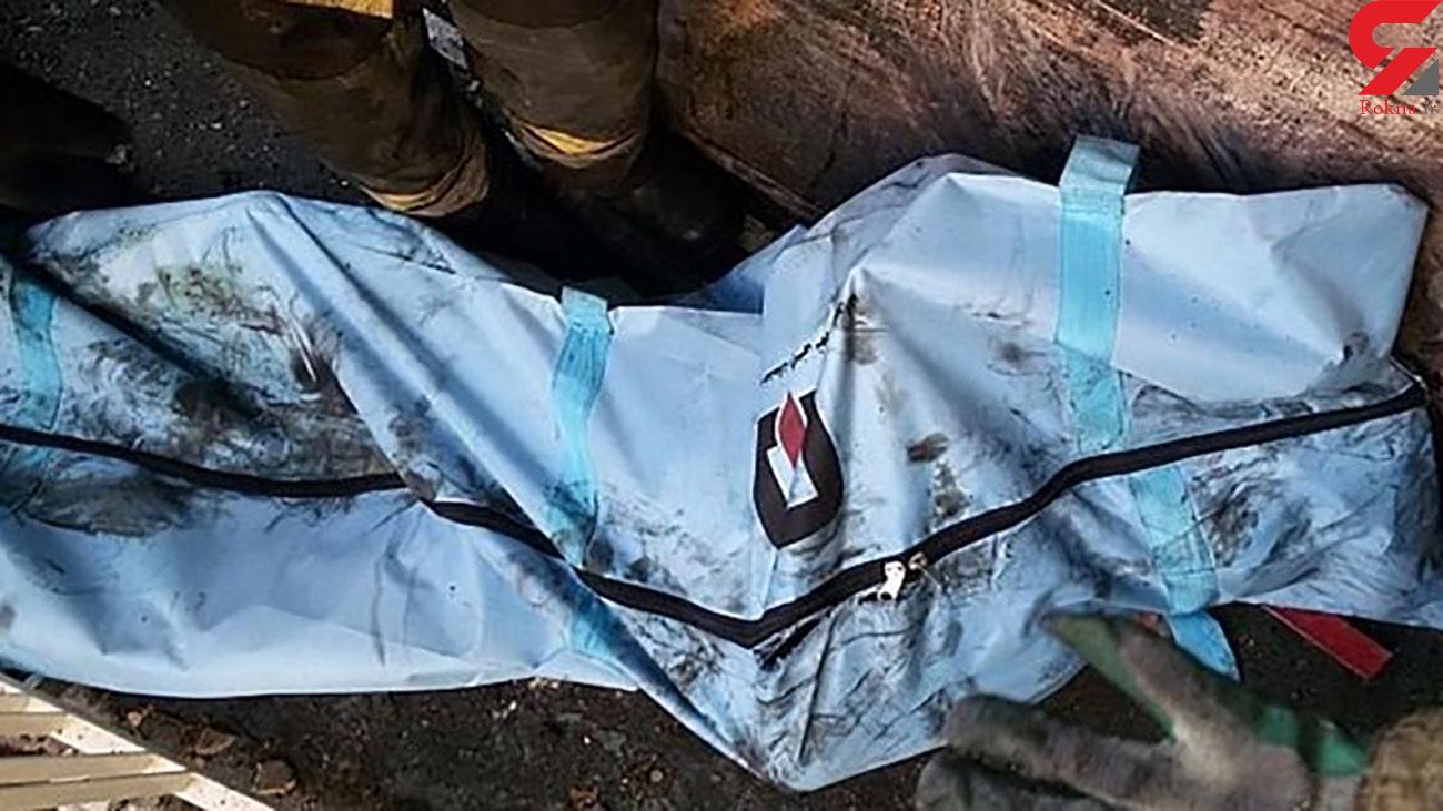 مرگ کارگر 22 ساله در کرج / سیم بکسل پاره شد