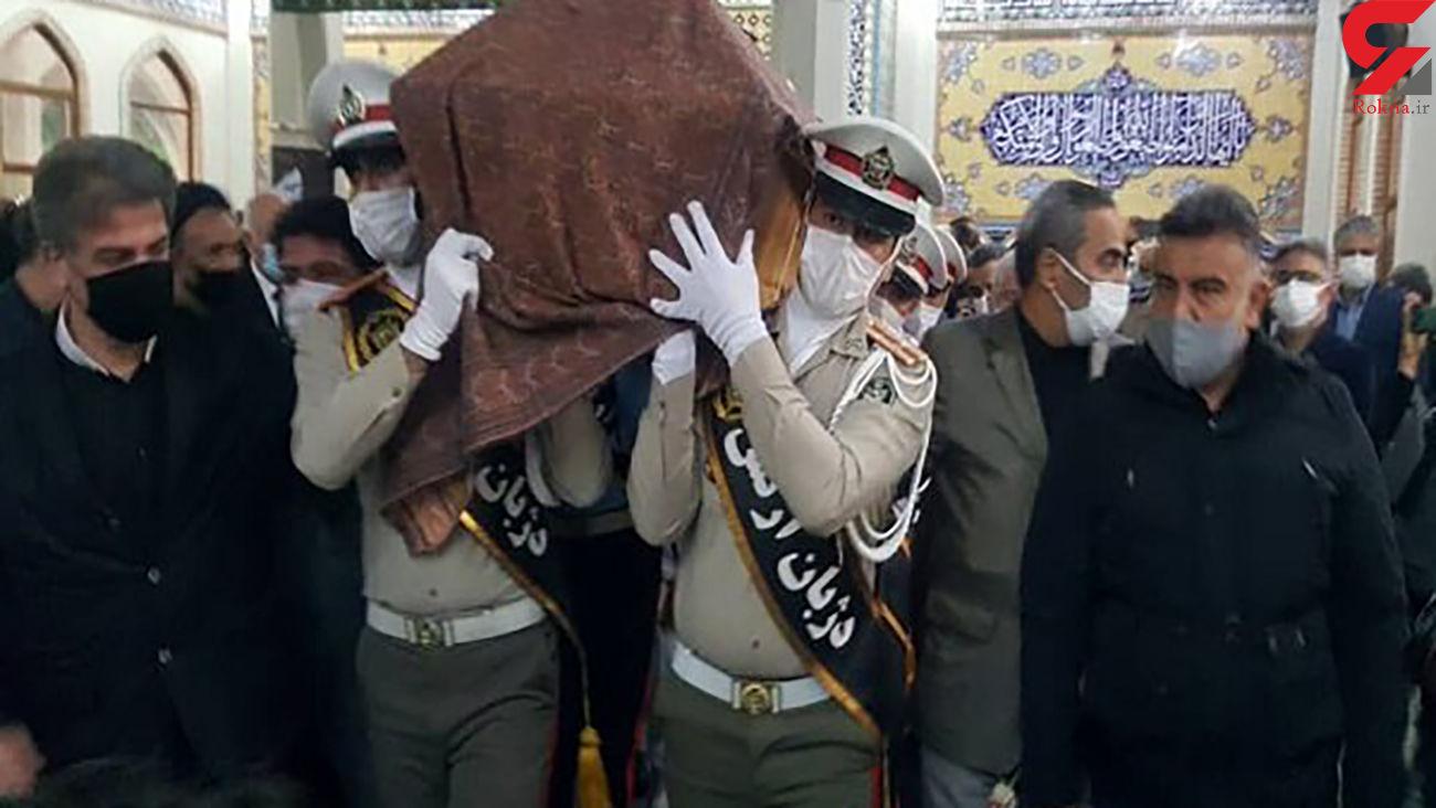 هنوز زمانی برای مراسم تشییع استاد شجریان اعلام نشده است